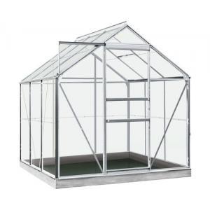 ACD tuinkas Daisy 3.8m2 – veiligheidsglas