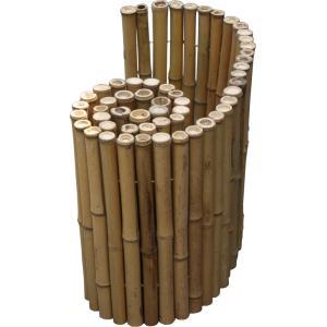 Bamboe border naturel