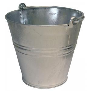 Zinken emmer 12 liter zink