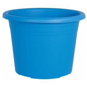 Bloempot Cylindro blauw