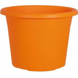 Bloempot Cylindro oranje