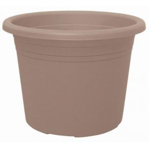 Bloempot Cylindro taupe