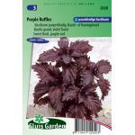 Basilicum zaden - Purple Ruffles